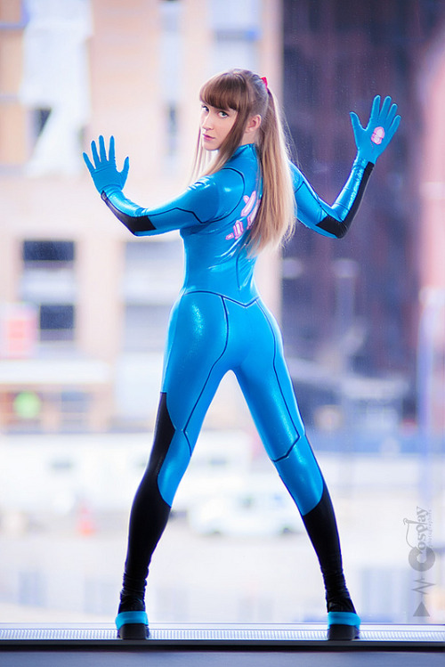 Samus by *EnchantedCupcake