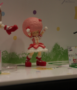 michaelchoo:  I want this afro madoka…