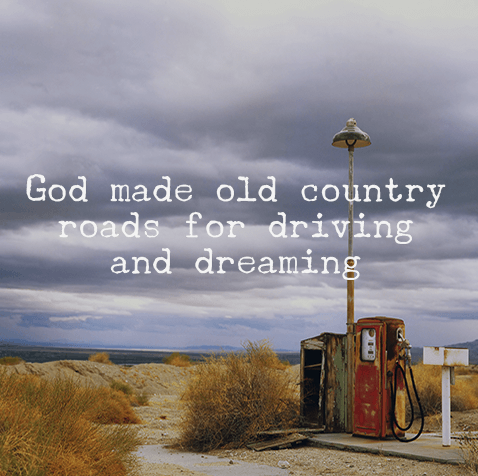 country-boy-shakeitforme:  mines comin true girl here with you on two lanes of freedom.