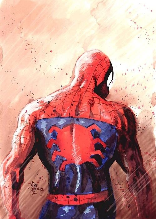 venticinqueore:  Spiderman.