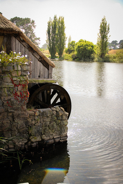 Hobbiton ! by Sabrina Gortz on Flickr.