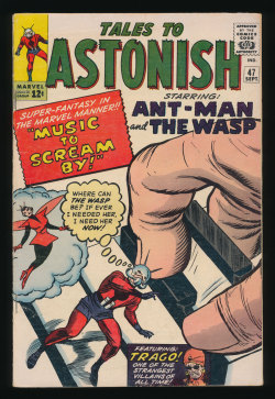 Tales to Astonish #47(Sep. 1963)
