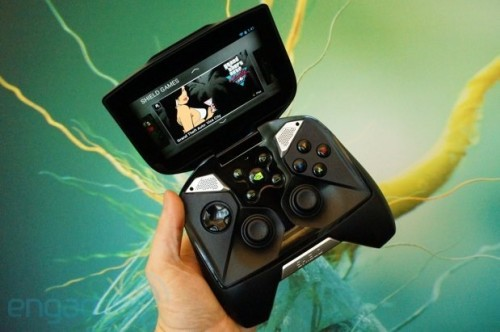gamefreaksnz:  Project Shield becomes NVIDIA Shield, launches for $350 this June