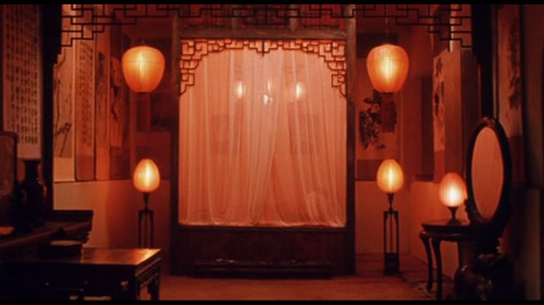 YIMOU ZHANG: RAISE THE RED LANTERN