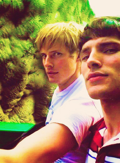 19/100 random pictures of bradley and colin