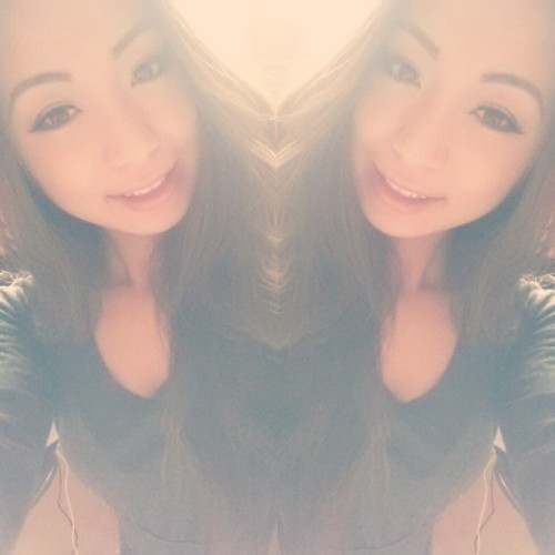 #instadaily #igaddict #motd #potd #smile #asian #girl #selfie #double #me :)