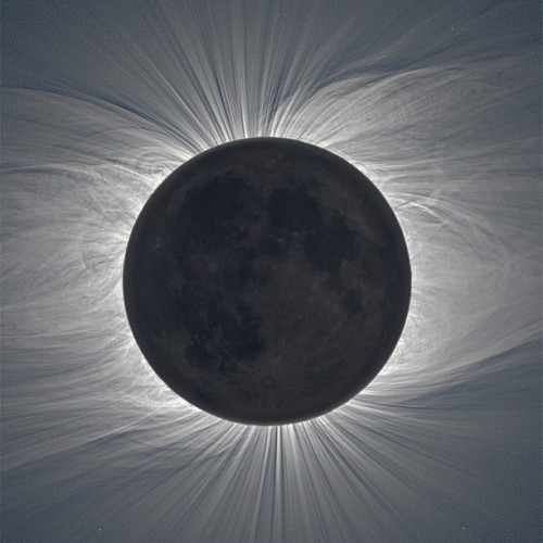 9gag:  The coolest photos of yesterday's solar eclipse.