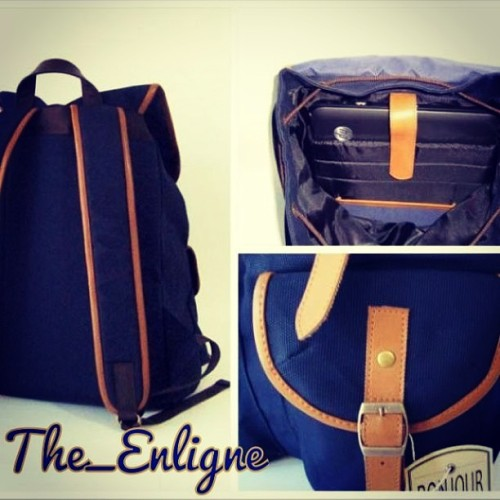 "The_enligne Bonjour Bag Series. Only IDR 290.000 #Tas #Ransel #Bonjour #BonjourBag #Bag #Branded #Unisex #Male #Female #Boy #Girl #Brown #Cream #Blue #Green #Maroon #onlineshop #The_enligne #mundeditting #2013 #style #fashion #instabag #tangerang #jakarta #indonesia #jualan #olshop   -Tersedia 4 Macam Warna -Muat untuk Laptop 14"" -Free Ongkir Jabodetabek -Bonus Tempat Pensil (Selama Persediaan masih ada) -Cocok untuk Laki laki atau Perempuan"