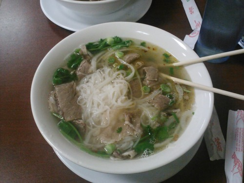 ahndreuhhh:  I fucking love pho. omg.