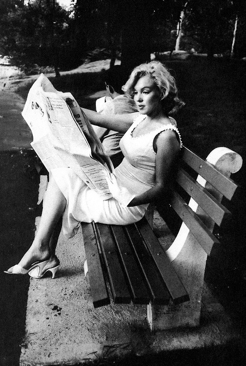 Marilyn by Sam Shaw, 1957
