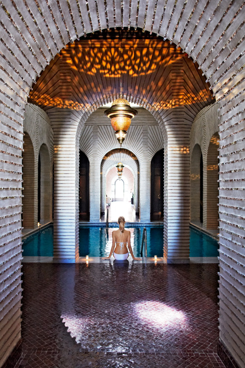 The Hot List 2013: Best New Spas in the World | Spa Selman, Marrakech