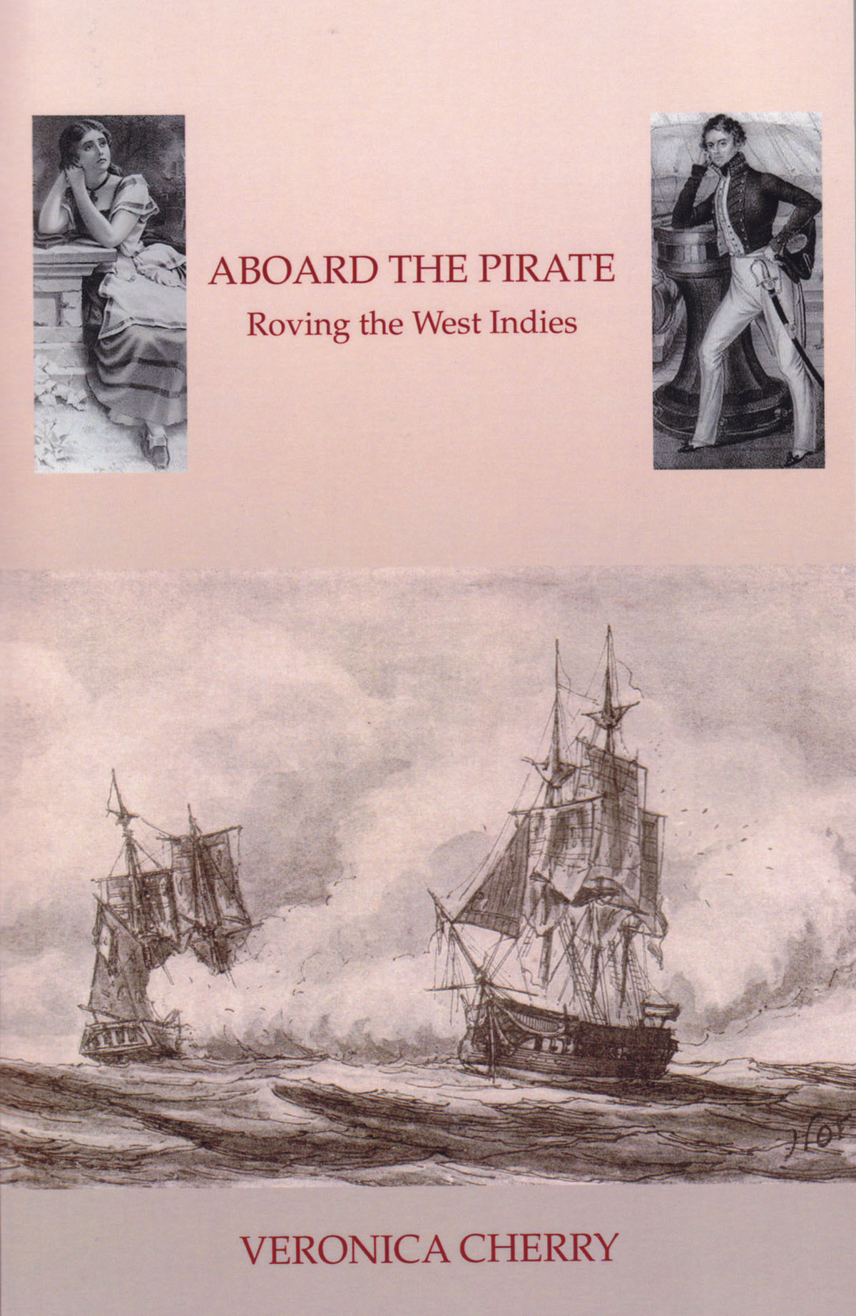 BOOK REVIEW – Aboard The Pirate: Roving The West Indies (novel) By Veronica Cherry, Gallant Books, (2012) Reviewed by Nathan Albright In reading this dramatic and action-packed novel about piracy and children in extreme peril, it is difficult not to suspect that the author has a variety of personal and professional motives in framing the story as she does.  The novel begins and ends with a slight time shift, in that two Coast Guardsmen fighting on the front lines of the drug war interact with a couple of characters of the previous period of widespread piracy at the beginning of the 19th century in the Gulf Coast, which gave us antiheroes like the Lafitte brothers and Jose Gaspar.  Included among these possible lessons includes the relationship between piracy as well as the illicit trafficking of souls and drugs and the moral corruption of those who conduct and turn a blind eye to the trade. (read the full review)