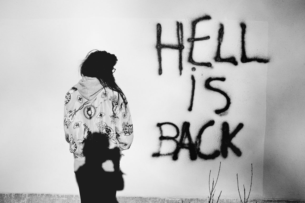 HELL IS BACK
