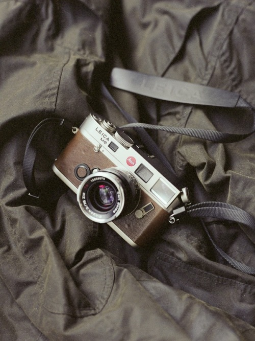 passionleica:  Beautiful Leica M6