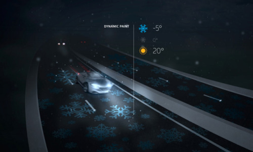 Futuristic Dutch Smart Highway Will Feature Luminous and Temperature Sensitive Road Markings