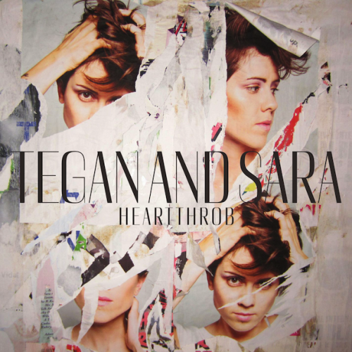 "How 'bout another cut from Tegan and Sara's forthcoming pop opus Heartthrob? (via Listen: Tegan and Sara – ""Now I'm All Messed Up"" 