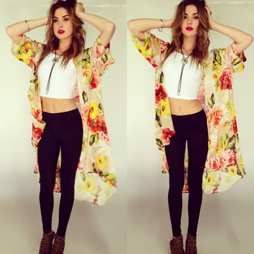 gypsumstyle:  The Lola Kimono! Tell us what you think! #newarrivala (at www.gypsumstyle.com)