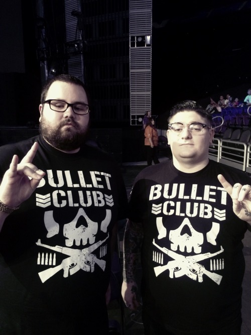 thehandsome:Bullet Club