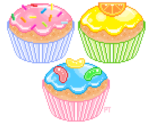 transparent cupcake | Tumblr