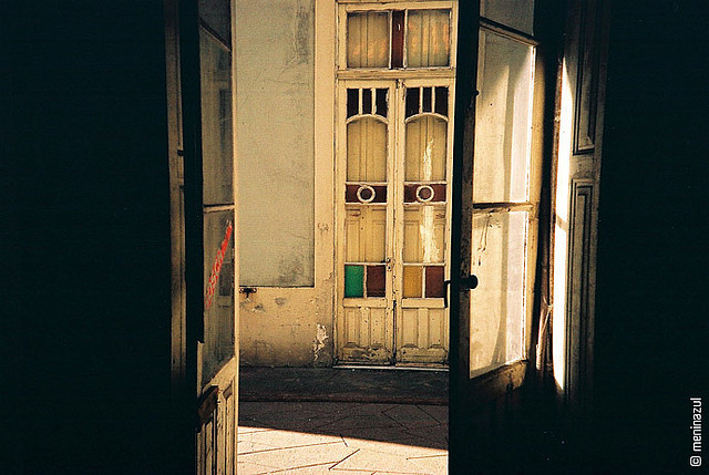 | ♕ |  Janeiro alley in Oporto, Portugal  | by © Vanessa Borges