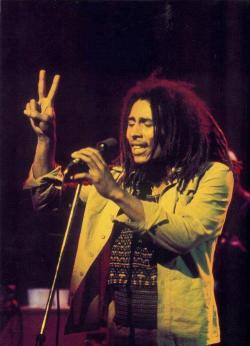 bless-jah:  the king, bob is life