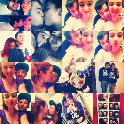 Ten months today with my baby ; I love you so much. He's my safe place, he keeps me calm when I'm having anxiety. We can be our complete selves around each other & not worry about being judged for it. He makes me very happy. Happy anniversary baby. 🙈🐧🐫😘💏💞 #72012 #baby #tenmonths #anniversary #mylove #camel #monkey #penguin #happy #ig #igers #igdaily #instasize #instadope #instagood #instalife #instadaily #instalikes #likes #foreverandalways #mine #iloveyou #boyfriend #boyfriendhangs