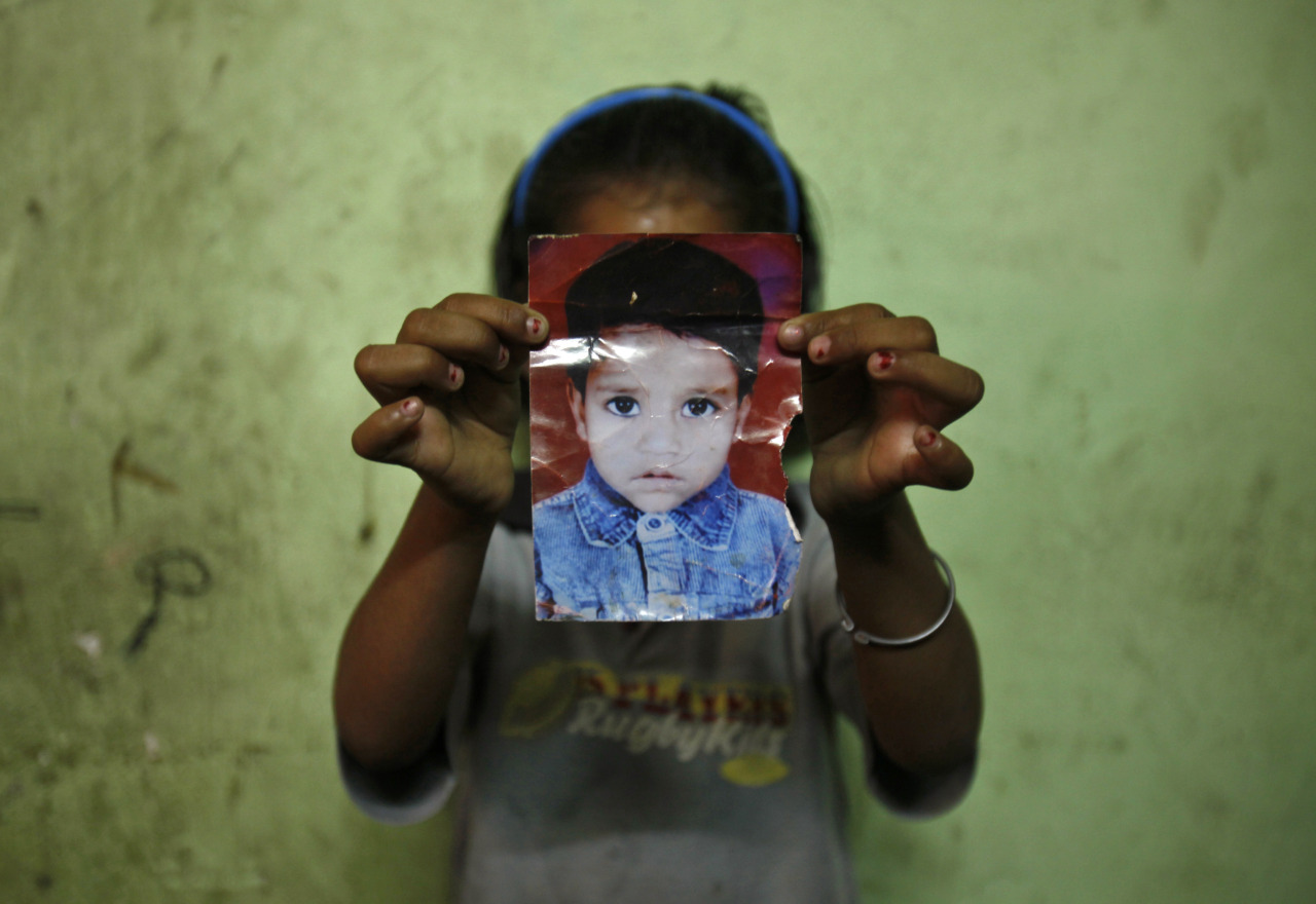 reuterspictures:  REUTERS/Mansi Thapliyal India's missing daughters This year, 725 children in Delhi were reported missing and are untraced, according to data from India's Zonal Integrated Police Network website.