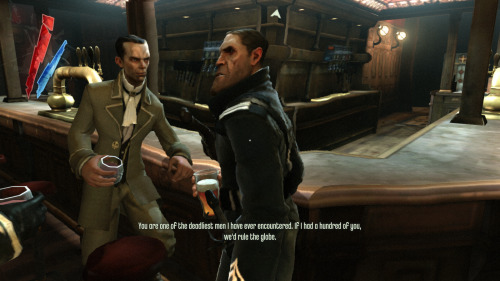 here is admiral havelock looking especially handsome during a certain scene havelock  havelock pls