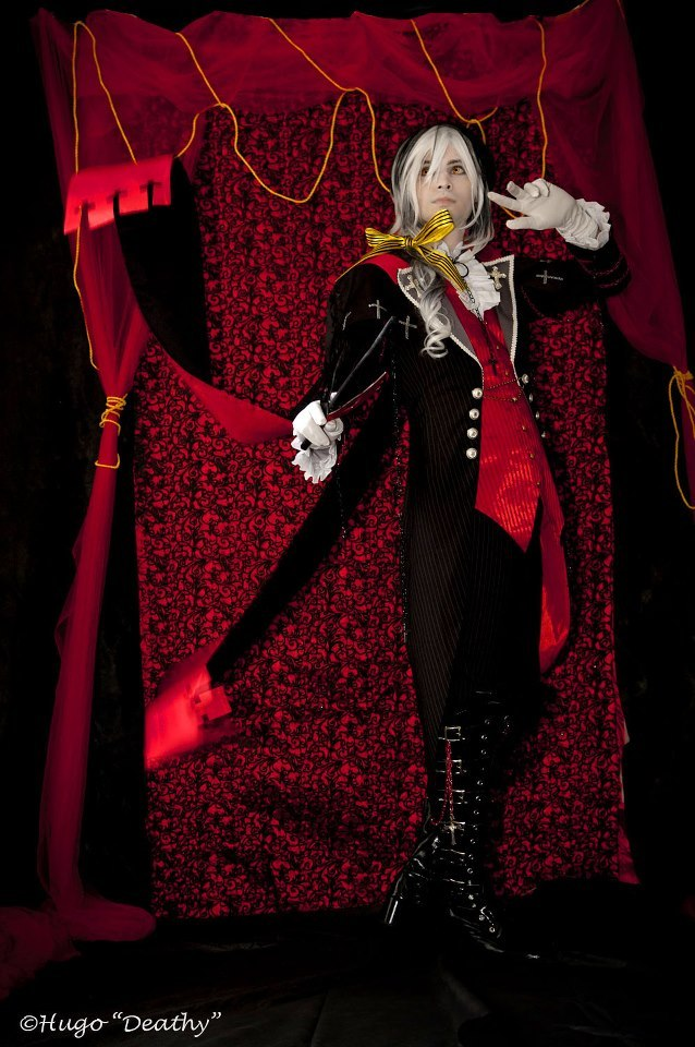 Character: Märchen von Friedhof Series: Sound Horizon - Märchen Cosplayer: Jack Daniel Links: Facebook