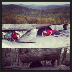 Pryamid Mountain hiking wit @m_martin_96 💁🐘 #hiking #tripodrock #scenic