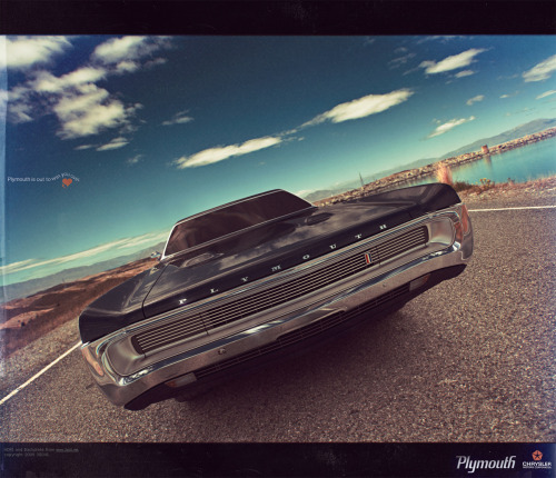 bmysun:  1970 Plymouth Fury on We Heart It - http://weheartit.com/entry/52988488/via/bmysun Hearted from: http://www.smcars.net/forums/wip-critique-3d-stills/28995-1970-plymouth-fury-2.html