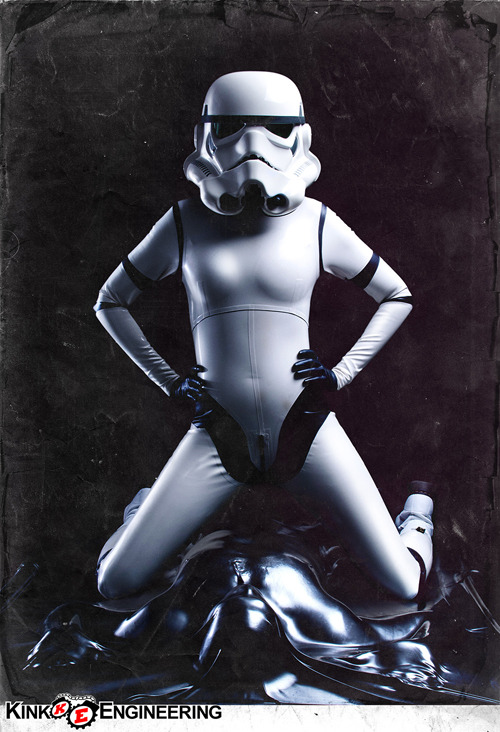comicbastards:  (via Latex Stormtrooper and Latex Carbonite Han Solo For You To Enjoy - Home - Comic Bastards)
