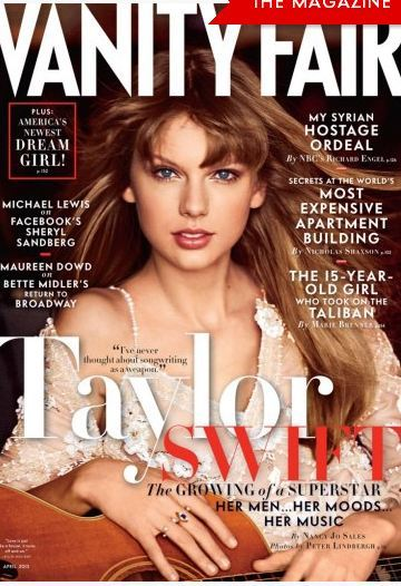 Click here to read the interview where Taylor Swift sends Tina Fey and Amy Poehler to hell