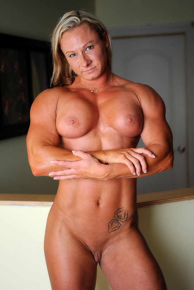 Muscle Wife Porn 7