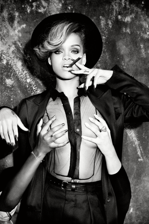gay4rihanna:  Talk That Talk Photoshoot in HQ #15