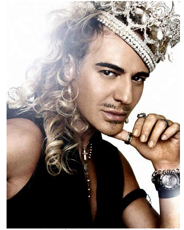 "Forgiveness Two years ago, acclaimed fashion designer John Galliano saw his world crumble. The designer was dismissed from his roles as the head designer of Christian Dior, as well as his own eponymous label, after a series of alcohol fueled, anti-sematic rants in a Paris café. Not only did his employers turn against him, but retailers refused to carry his merchandise, and celebrities who previously coveted his clothing spoke of him with disdain. He also lost his ""Chevalier of the Legion of Honor"", a highly prestigious title in France. The designer has been off the radar for last two years, presumably working on his sobriety. This week, in a controversial move, the disgraced designer begins a three week, ""designer in residency"" with Oscar de la Renta. Mr. de la Renta is quoted as saying, "" John has worked hard on his recovery, and I am happy to give him the opportunity to reimmerse himself in the world of fashion and reacclimate in an environment where he has been so creative."" Galliano has also issued a statement stating. "" I am an alcoholic. I have been in recovery for the last 2 years. Several years prior to my sobriety, I descended into the madness of the disease. I said and did things, which hurt others, especially members of the Jewish community. I have expressed my sorrow privately and publicly for the pain which I caused, and I continue to do so. I remain committed to making amends to those I hurt."" People make mistakes, and certainly Mr. Galliano made his share of them. His behavior was beyond contempt. Yet, he is an immense talent, who deserves a chance to redeem his poor behavior and find his way in the world again. Forgiveness is a powerful thing, and Mr. de la Renta is making a grand and generous gesture to a peer and competitor. The Anti-Defamation League also approves of Mr. de la Renta's extraordinary move. The League's national director told WWD,"" We believe that individuals can change their hearts and minds as long as they demonstrate true contrition. Mr. Galliano has worked arduously in changing his worldview and dedicated a significant amount of time to researching, reading and learning about the evils of anti-Semitism and bigotry. Along his journey to recovery, he met with us on numerous occasions. He has accepted full responsibility for his previous remarks, and understands that hurtful comments have no place in our society."" We applaud Oscar de la Renta for opening his heart and his studio to a fellow designer. Mr. de la Renta's actions speak louder than the hurtful words Mr. Galliano spoke to trigger his epic fall from grace. We hope that he is recovered and can use this incredible opportunity to rebuild his life, and his career. Talent such as his should not be wasted.We wish them both the best."