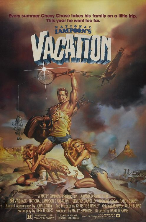 salesonfilm:  FIlms in 2013—#135 National Lampoon's Vacation (Harold Ramis, 1983)