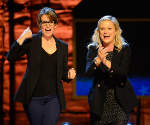 HOW TO BE LIKE TINA FEY & AMY POEHLER IN 2013by Ashley Perez http://bit.ly/U4oc0Z