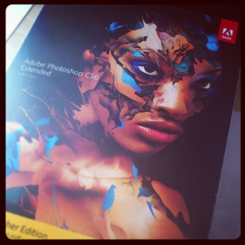 Can't wait to try out this lovely program next week <3 #CS6