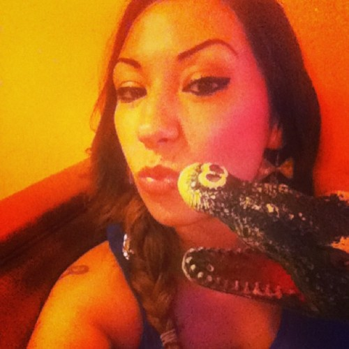 #gator #kisses