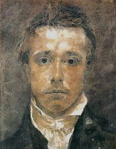 fuckyeahhistorycrushes:  Samuel Palmer (1805-1881) British artist and all round historical hottie! Can definitely see why he was part of the Romanticism movement! Largely forgotten about until recently, nice to see he's being appreciated, the puppy dog eyes and quivering bottom lip get me every time!