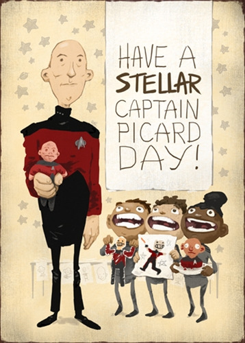 picard day | Geeks are Sexy Technology News