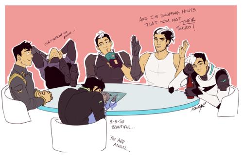 yaboykeiji:So Shiro, Kuron, Kuron, Kuro, Takashi, and Sven walk into a room #SVEN ||му иαмє ιѕ иσт ѕнιяσ  #[ Ill figure out a tag for other shiros later ]