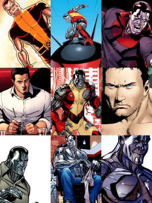 Colossus  Jackie's Endless List of Favorite Characters