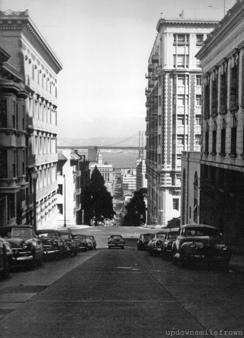 updownsmilefrown:  San Francisco by Sammy Davis, Jr.