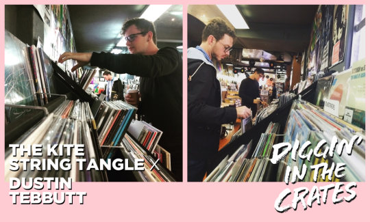 Diggin' In The Crates with TKST & Dustin Tebbutt