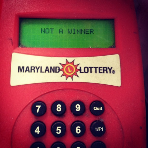 #powerball #mdlottery #back2work #feelingpoor #notawinner
