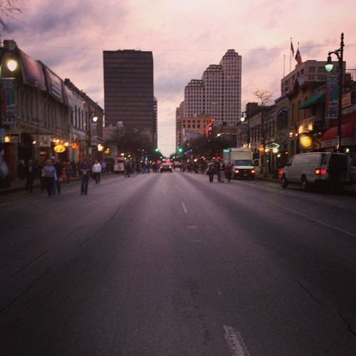 Calm before the storm #sxsw13