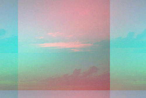ArteGlitch glitch art glitch chillwave chillout chill aesthetic chill art vektross Aesthetic sunset atardecer
