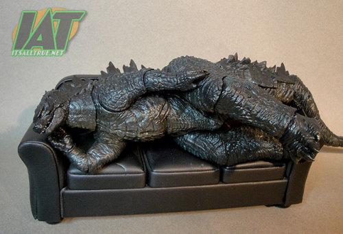 Godzilla NECA figureNeca Godzilla 2014 Action Figures